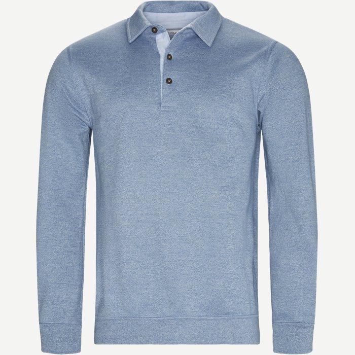 Sevilla Sweatshirt - Sweatshirts - Regular - Blå